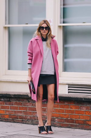 Must have: Pink